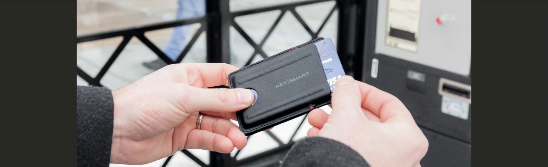Urban Wallet met RFID blokker